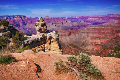 Photograph - Grand Canyon Arizona by Tatiana Travelways