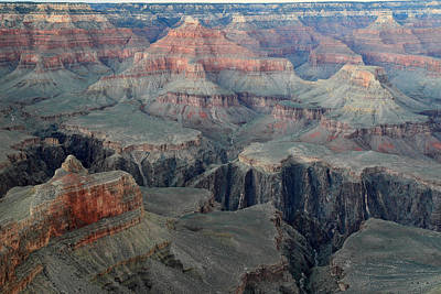 Grand Canyon At Dusk Art Print by Pierre Leclerc Photography