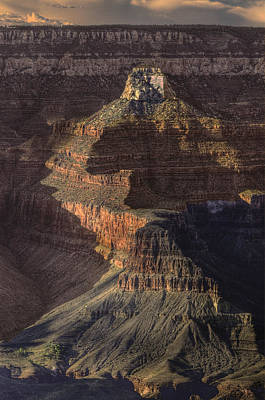 Photograph - Grand Canyon At Sunrise by Don Wolf