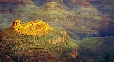Photograph - Grand Canyon Awakening by Michael Hope