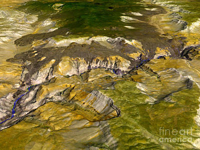 Data Painting - Grand Canyon by Celestial Images