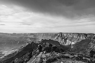 Photograph - Grand Canyon Cloud by John McGraw
