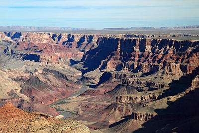 Photograph - Grand Canyon Colorado River by Pierre Leclerc Photography