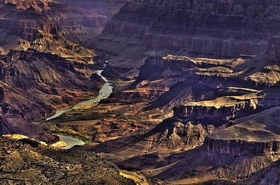 Photograph - Grand Canyon by Don Wolf