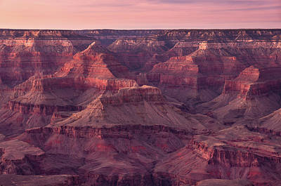 Photograph - Grand Canyon Dusk 2 by Greg Nyquist