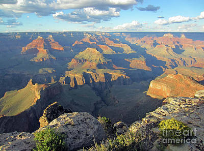 Wall Art - Photograph - Grand Canyon Evening by Tracy Farrand