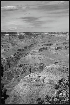 Photograph - Grand Canyon Expanse by Steven Parker