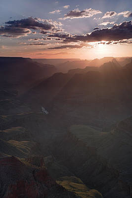 Photograph - Grand Canyon Glow by Paul Riedinger