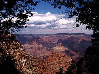 Grand Canyon II Art Print by Linda Morland
