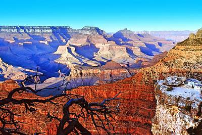 Photograph - Grand Canyon by Irina Hays