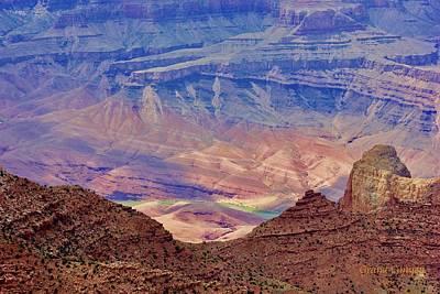 Photograph - Grand Canyon Lake by Lorna Maza