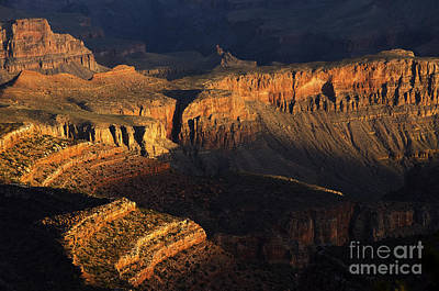 Photograph - Grand Canyon Layers Of Time 2 by Bob Christopher
