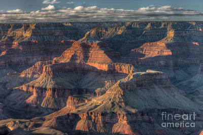 Photograph - Grand Canyon Mather Point I by Clarence Holmes