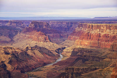 Mcherdering Photograph - Grand Canyon by Mike Herdering