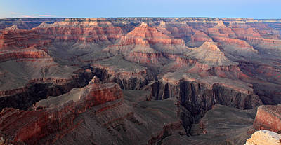 Photograph - Grand Canyon National Park At Dusk by Pierre Leclerc Photography