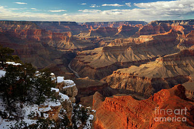 Photograph - Grand Canyon National Park by Benedict Heekwan Yang