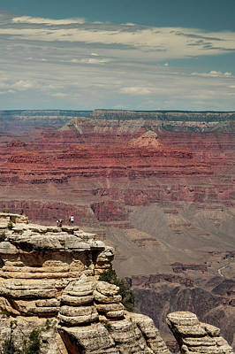 Photograph - Grand Canyon by Nick Mares