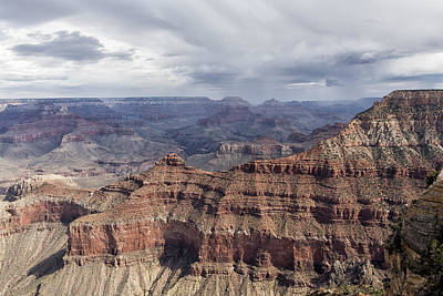 Photograph - Grand Canyon No. 3 by Belinda Greb