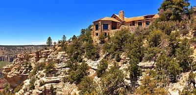 Photograph - Grand Canyon North Rim Lodge by Adam Jewell
