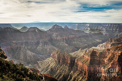 Southwest Gate Photograph - Grand Canyon North Rim by Robert Bales