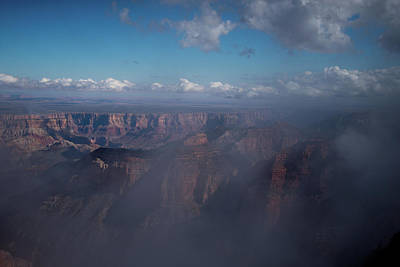 Photograph - Grand Canyon North Rim Vista Encantada 2 by Frank Madia