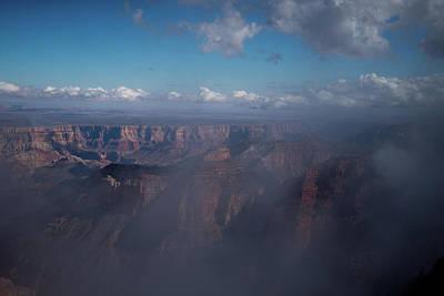 Photograph - Grand Canyon North Rim Vista Encantada 2 by Frank Madia