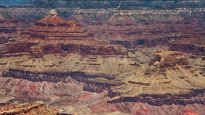 Photograph - Grand Canyon Orphan Mine by Susan Rissi Tregoning