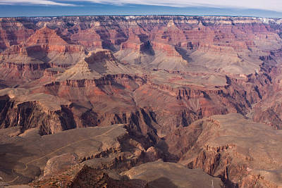 Photograph - Grand Canyon Overlook by Peter Skiba