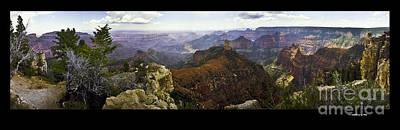 Grand Canyon Pan  Art Print