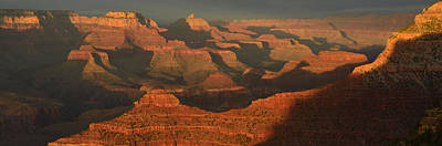 Photograph - Grand Canyon Panorama by Stephen  Vecchiotti