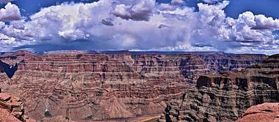 Photograph - Grand Canyon Panorama by Steven Liveoak