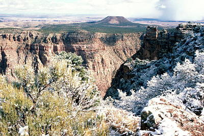 Photograph - Grand Canyon South Face by Douglas Pike