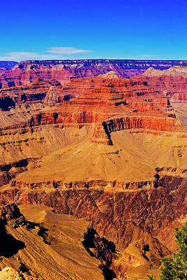 Photograph - Grand Canyon South Rim by Bill Barber
