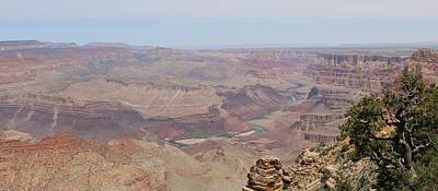 Photograph - Grand Canyon - South Rim  by Christy Pooschke
