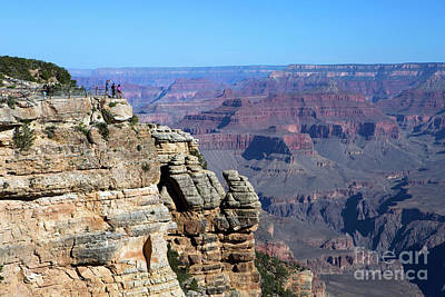 Grand Canyon South Rim Art Print
