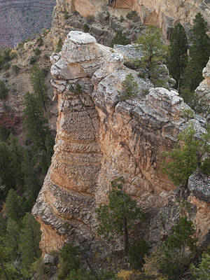 Photograph - Grand Canyon Spire by Joshua House