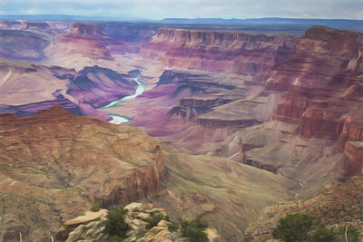 Photograph - Grand Canyon Suite by Janice Bennett