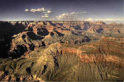 Photograph - Grand Canyon Sunrise by Don Wolf