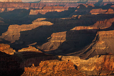 Photograph - Grand Canyon Sunrise by Jay Moore