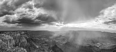 Photograph - Grand Canyon Sunset by John McGraw