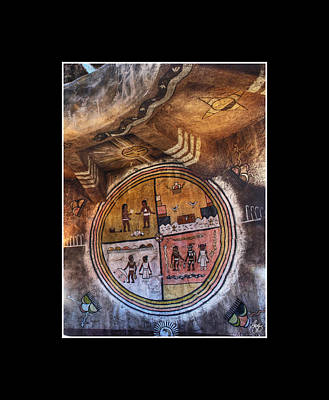 Photograph - Grand Canyon Tower Abstract No 2 by Wayne King