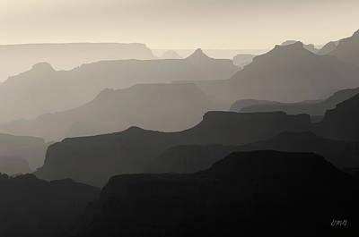 Photograph - Grand Canyon V Toned by David Gordon