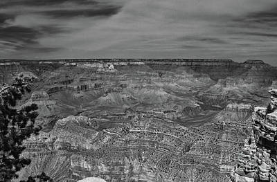 Photograph - Grand Canyon Vastness by Steven Parker
