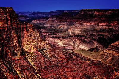 Photograph - Grand Canyon Views No. 1 by Roger Passman