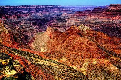 Photograph - Grand Canyon Views No. 15 by Roger Passman