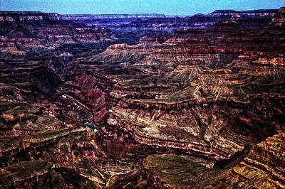 Photograph - Grand Canyon Views No. 2 by Roger Passman