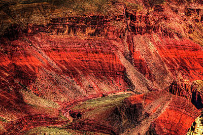 Photograph - Grand Canyon Views No. 5 by Roger Passman