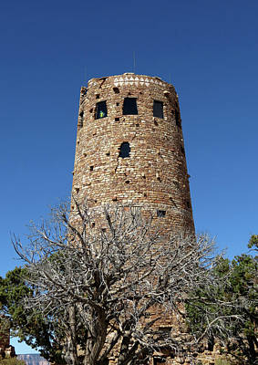 Photograph - Grand Canyon Watchtower by Laurel Powell