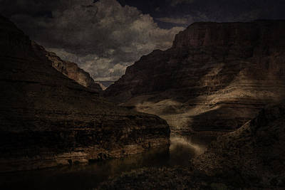 Print featuring the photograph Grand Canyon - West Rim by Ryan Photography