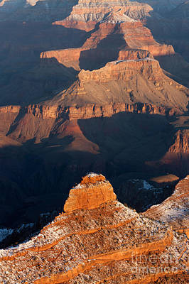 Photograph - Grand Canyon Yaki Point by Clarence Holmes